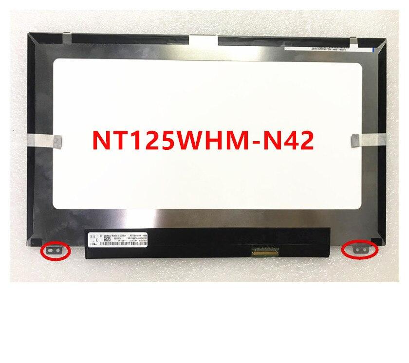 وحدة LCD محمولة NT125WHM-N42 من الدرجة أ + 12.5 بوصة لـ Dell Latitude 5280. 5288 ، 5290 ، 7280 ، 7290