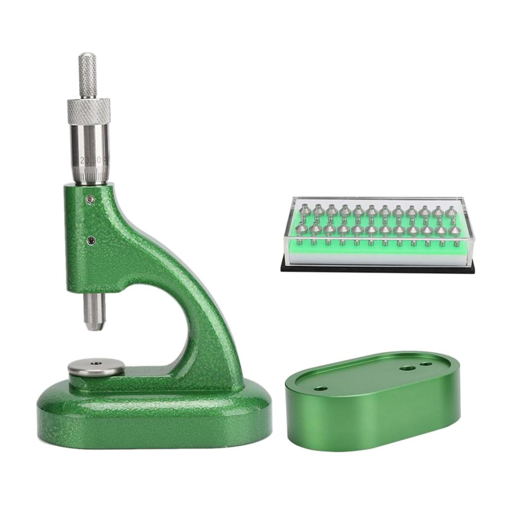 Aplicador de ajuste de diamante de imitación ajustable profesional máquina gema ajuste reloj de joyería herramienta de reparación para relojero
