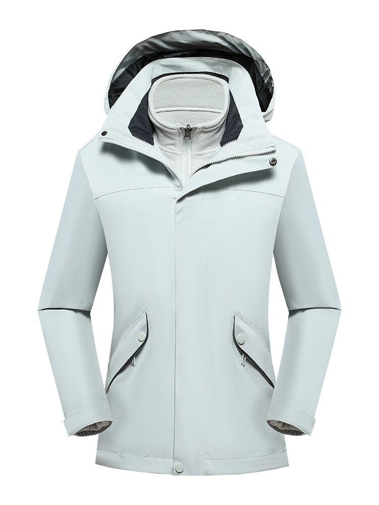 Jacket Men Wear Ski Clothes Suit Race Cross Country Skiing Ski Jacket Women Snowboard Puffer Ropa De Nieve Winter Jackets BJ50HX