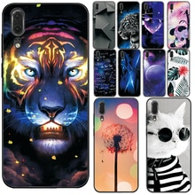 For Huawei P20 Case Protective Phone Case For Huawei P20 5.8 inch Soft Silicone Back Cover For Huawe