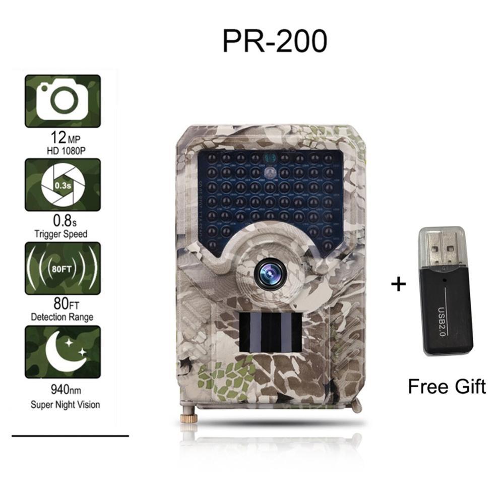 12MP 940nm IR LED Trail Camera Hunting Camera IP56 Waterproof 18650 Battery Wild Camera Night Vision Cameras Photo Traps Track недорого