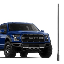 13 Inch Long Antenna For 2009-2019 Ford F150 F250 F350 Raptor Rubber Copper Antenna AM/FM Radio