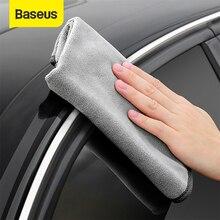 Baseus-serviette pour lavage de voiture en microfibre   Kit de nettoyage automatique, accessoires de lavage de voiture en détail, Kit de lave-Auto