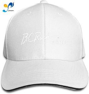 Womens & Men Adjustable Baseball Cap 3D Printed BC-Rich Sandwich Trucker Hat Unisex