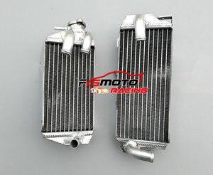 All Aluminum Radiator For Destro E sinistro Honda CRF450R  CRF 450 R 2017 17