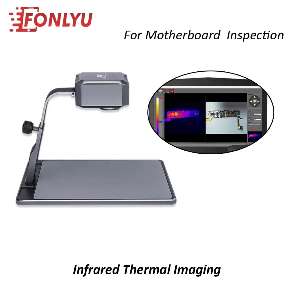 iRepair RC10 Infrared Thermal Camera PCB  Is Used To Detect Mobile Phone Motherboard Circuit Board Failure For Repair Tool