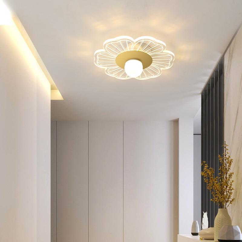 Star shaped 2021 new ceiling lamp vestibule corridor porch balcony living room ceiling ceiling ceiling lamp enlarge