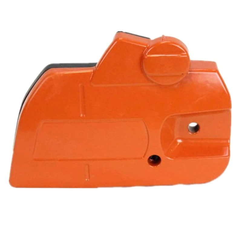 Chain Brake Clutch Side Cover Fit for husqvarnae 445 450 Chainsaw Spare Parts 203F