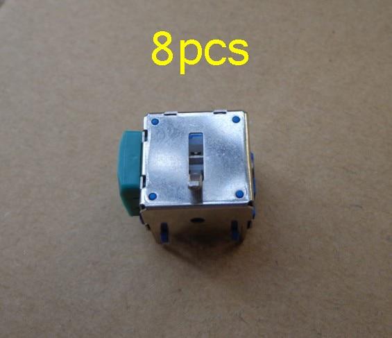 8 pçs controlador remoto 5 k joystick potenciômetro do acelerador balancim acessório para diy rc brinquedos helicóptero/aeronaves modelos