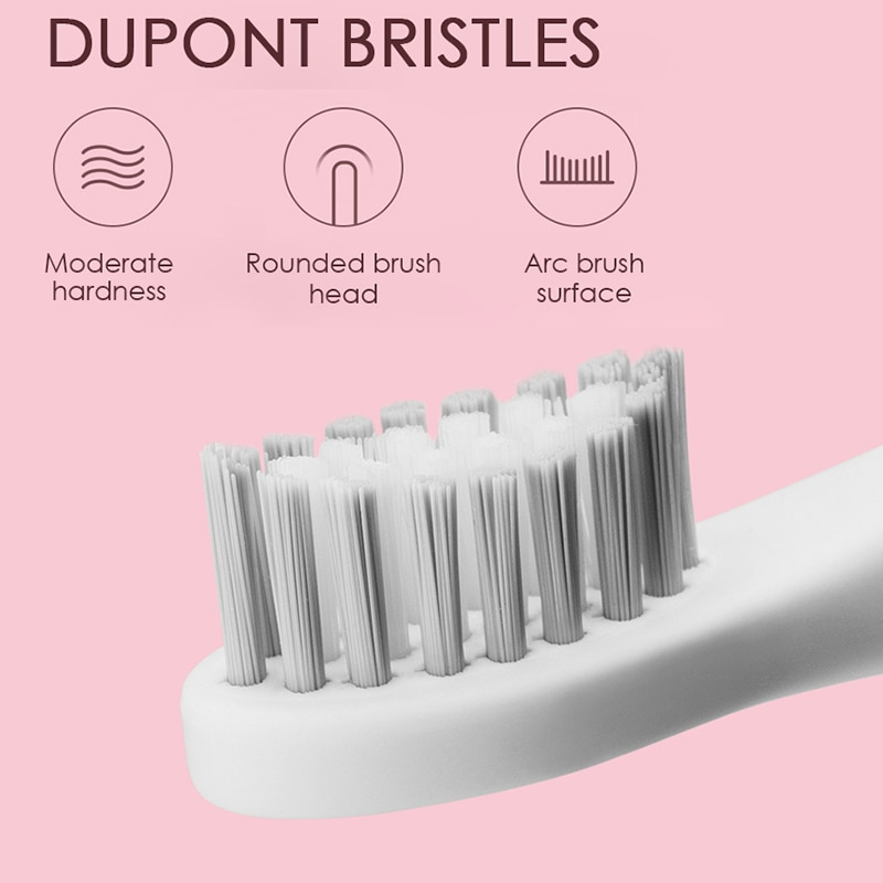 Washable Electronic Whitening Teeth Brush Ultrasonic Sonic Electric Toothbrush Rechargeable Tooth Brushes  Adult Timer Toothbrus enlarge