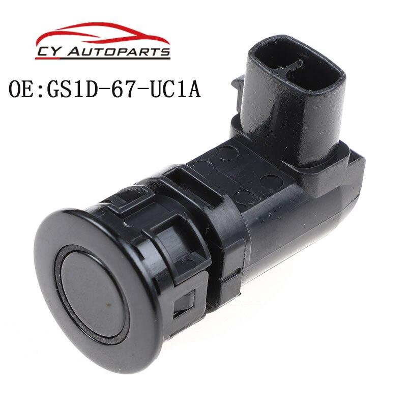 Nuevo Sensor de aparcamiento PDC para coche Mazda 5 CR19 1.8L 2.0L Mazda 6 GG GS1D-67-UC1A GS1D67UC1A