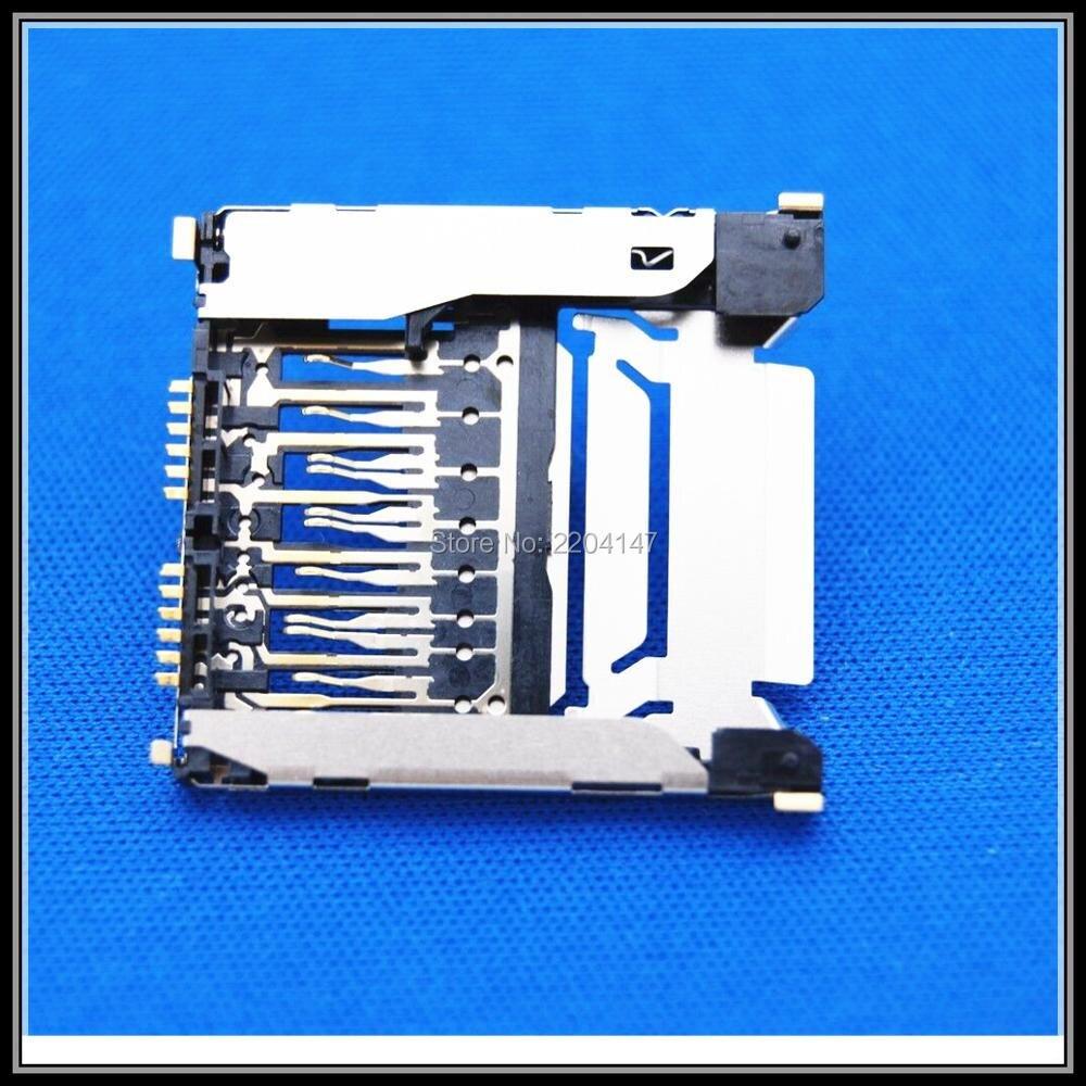 Novo Cartão de Memória SD Titular Slot Para Canon EOS Nikon D750 70D 100D D810 D3300