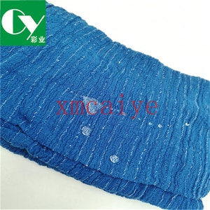 Printing Blue Net Offset Printing Super Blue Cloth Supper Bull Net For Heidelberg SM102 cd102