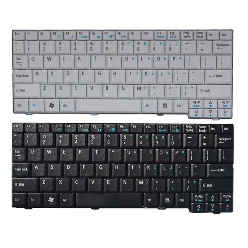 Nuevo teclado del ordenador portátil para Acer aspira un ZG5 D150 A150...