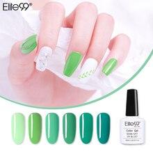 Elite99 10ml vernis à ongles Gel Turquoise vernis à ongles Gel UV vernis à ongles hybride