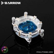 Barrow LTYKBA-ARK per AM4/AM3 LRC RGB v2 Aurora Edizione Limitata CPU waterblock 0.4 MILLIMETRI microcutting micro navigabile