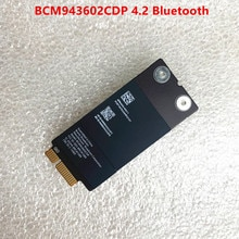 100% nuevo Frecuencia dual tarjeta de red bcm943602cdp 802.11ac 4.1BT 4.2BT