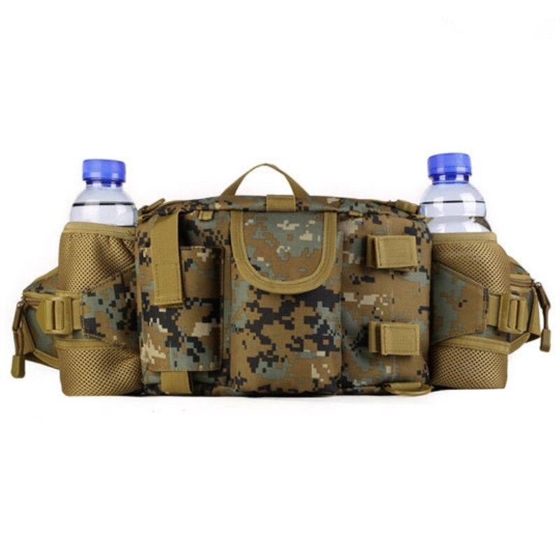 Militar saco da cintura dos homens náilon pacotes de cintura esporte fanny pacote pesca caça hip cinto sacos bolsa molle táticas militares cintura