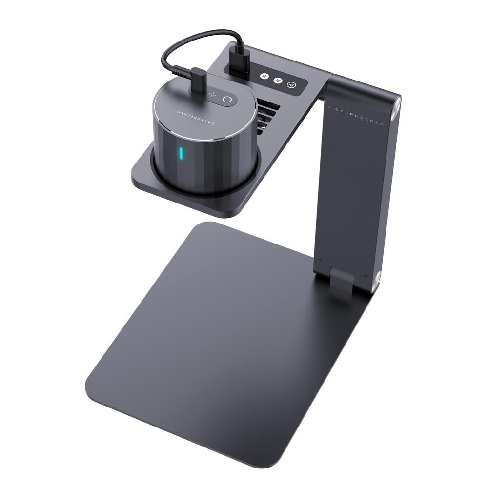 Laserpecker Pro Laser Engraving Machine DIY Wood Route Laser Engraver 3D Printer Logo Portable Desktop Etcher Cutter Machine