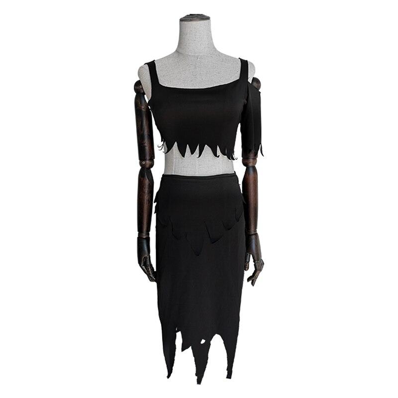 Disfraz de Cosplay Yidhra de Game Identity V, Cosplay de ensueño de bruja, traje de fiesta para Halloween para mujer