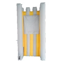 new fun game inflatable bouncer with blower