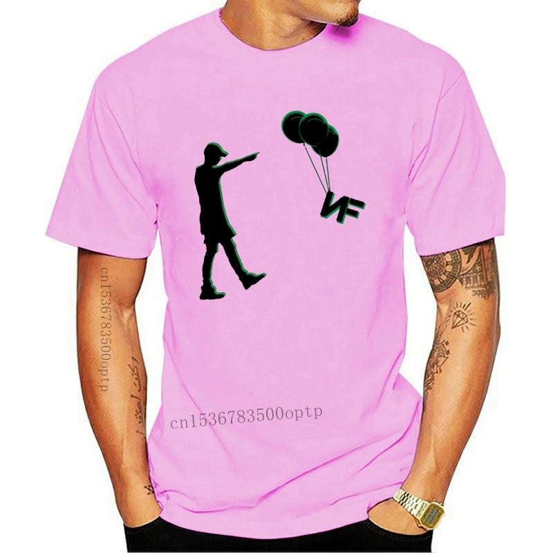 New Nf - Nathan John Feuerstein Black Balloons Dark Childhood Goth T-Shirt Black Men Top Christmas G
