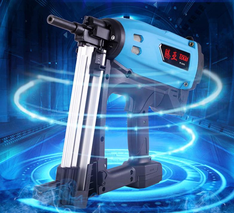 GSN50-مسدس مسامير خاص للمياه والكهرباء ، وأنبوب إطلاق النار ، ومسدس المسامير ، والرأس ، ومسدس الأسمنت الصلب للتكييف