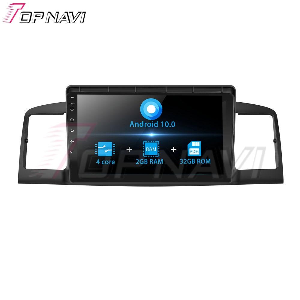 Reproductor de vídeo para coche Android 10,0 de 9 pulgadas para BYD F3 2005-2014, Radio estéreo para coche, autorradio GPS, sistema de navegación Multimedia, sistema de Métrico