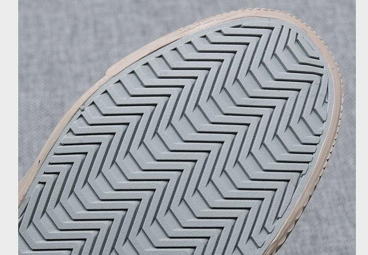tênis sapatos masculinos vulcanizados sapatos de lona A32-04