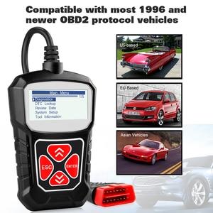 Image 3 - Obd2 сканер для автомобильной диагностики сканер для Авто obd 2 Автомобильный Универсальный Obdii считыватель кодов Сканер