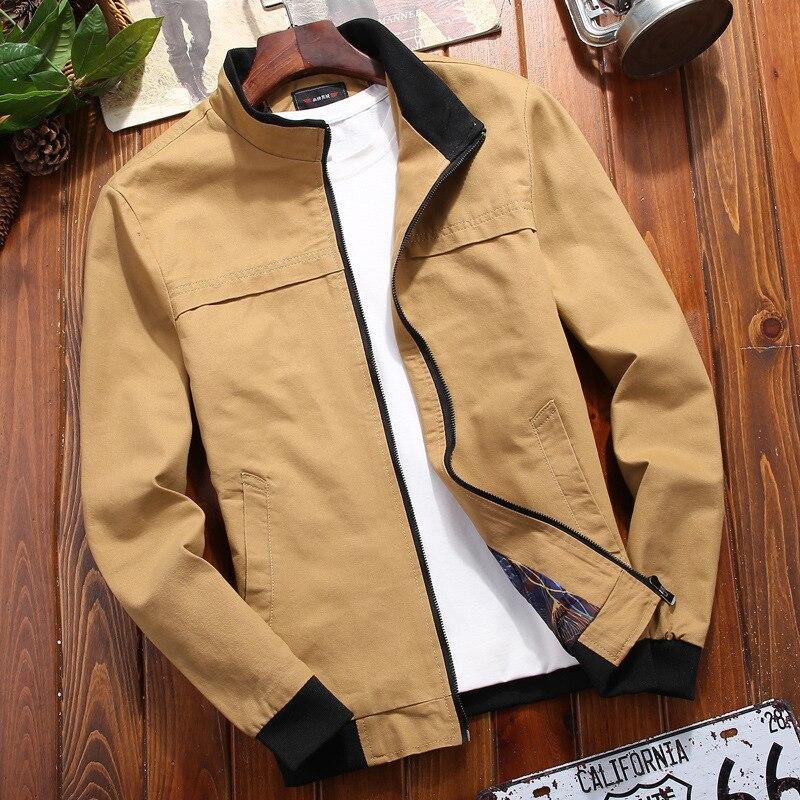 Ветровка мужская Армейская, модная куртка-бомбер, Карго, уличная одежда, повседневная Уличная одежда, 4XL, осень