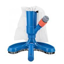 1 PC aspirateurs de piscine Mini Jet piscine étang aspirateur objets flottants nettoyage brosse outils étang fontaine aspirateur