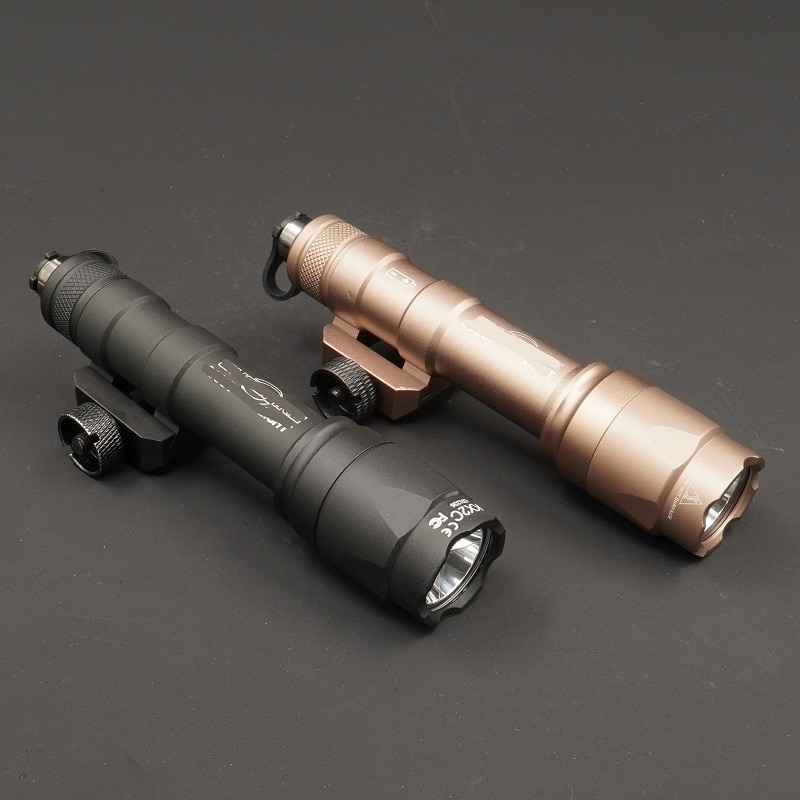 M600C Scout Light LED Tactical Hunting Flashlight Fit 20mm Rails Scouting Lampe