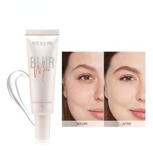 Makeup Primer Pore-Blurring Oil Control Cosmetics For Face Long Lasting Professional Smooth Skin Bas
