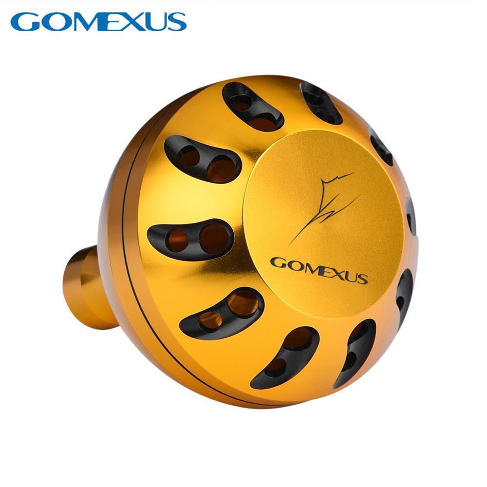 Gomexus Pomo Carrete 47mm Instalación de Perforación para Daiwa BG Penn Battle...
