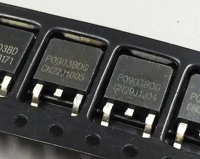 Новинка, оригинальный 5 шт./лот P0903BDG TO-252 P0903 TO252 P0903B SMD в наличии оптом, единый дистрибьютор
