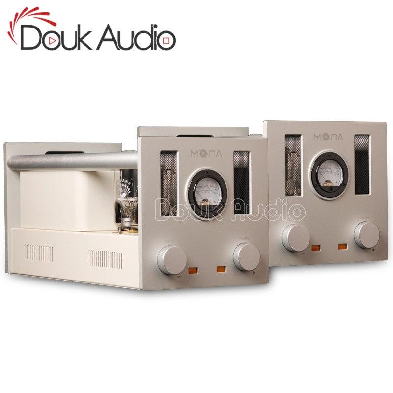 Duk audio de alta gama Mono bloques 300B Push 845 amplificador de tubo de vacío HiFi integrado amplificador de potencia