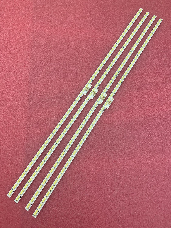 4 قطعة LED الخلفية ل RSAG7.820.6367 شارب HE650HU-B01 LC-65N7000U LED65EC660US LED65EC320A LED65K5500U LED65K5510U H65M5500