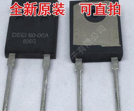 Frete grátis 10 pces DSEI60-06A a-247 600 v 60a