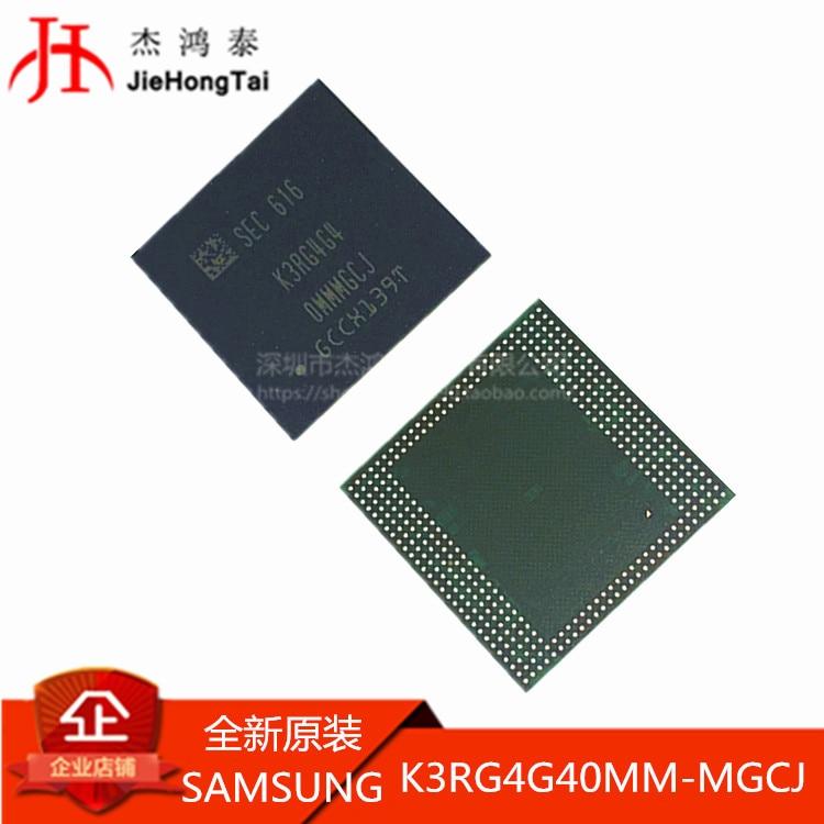 Frete grátis K3RG4G40MM-MGCJ SAMSUNG BGA336 LPDDR4 10PCS