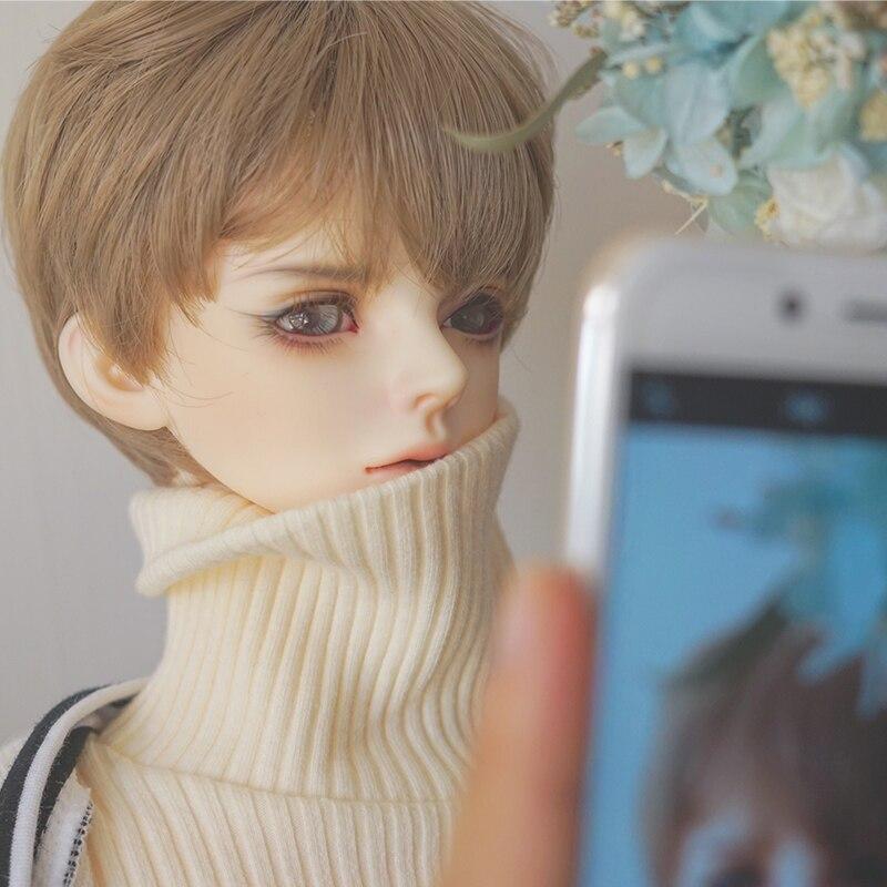 Shuga Fee Rihitou SD Puppe BJD 1/3 Mädchen Jungen Hohe Qualität Spielzeug Harz puppe Figuren Geschenk Für Kinder