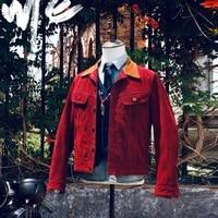 cdj 8 asian size super top quality heavy genuine japan horse leather slim classic horsehide stylish switchyard jacket