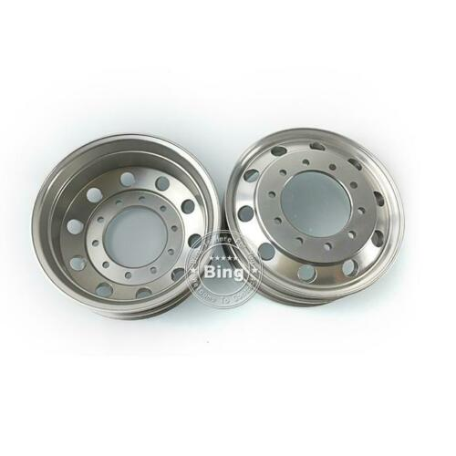 US Stock LESU 1/16 Rear Double Metal Wheel Hub for RC Tractor Remote Control Truck Dumper Model Toys Gifts TH16693-SMT5 enlarge