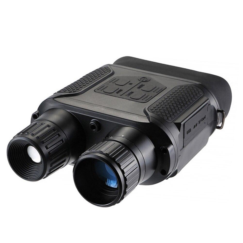 NV400B الرقمية للرؤية الليلية مجهر تلسكوب I-R LED Camorder 3.5X-7X التكبير جهاز مراقبة للرؤية الليلية مصغرة ل Nighthunting