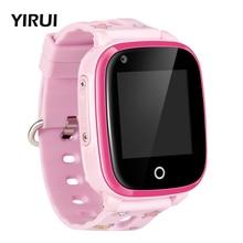 Smart 4G Watchs Remote Camera GPS WI-FI Kids Students Wristwatch SOS Video Call Monitor Tracker Loca