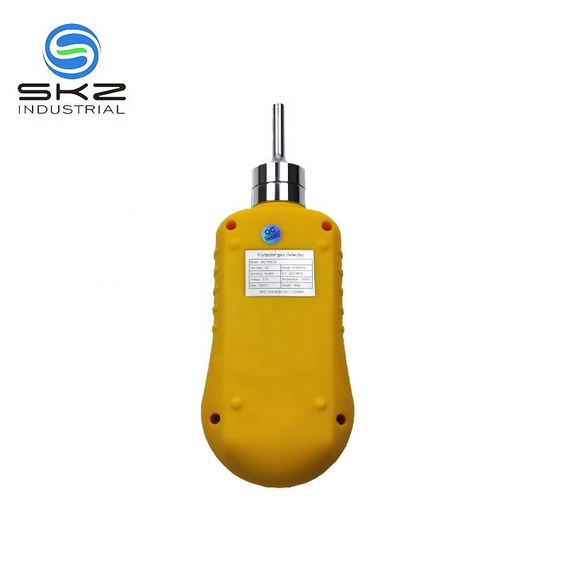 С экраном, стандартная система мониторинга углеродного дисульфида газа в газоанализаторах