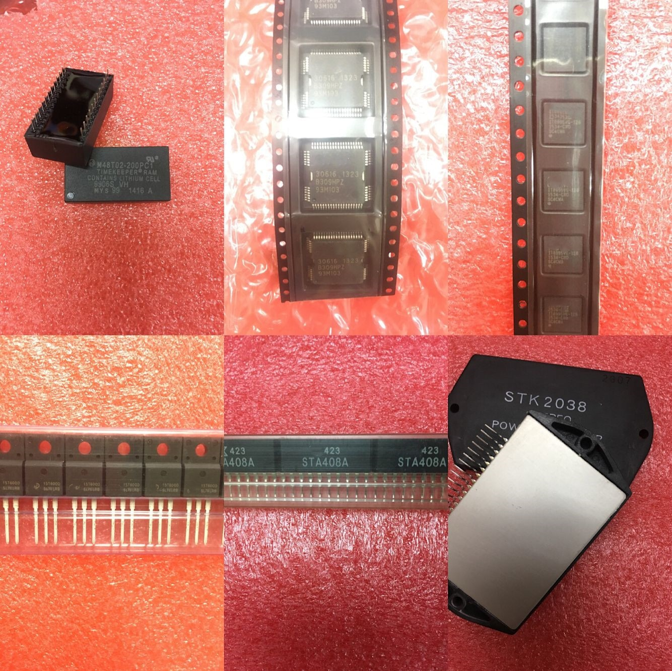 100% nueva llegada Prromotion Original FT232HL FT232 QFP-48 FT232H USB IC