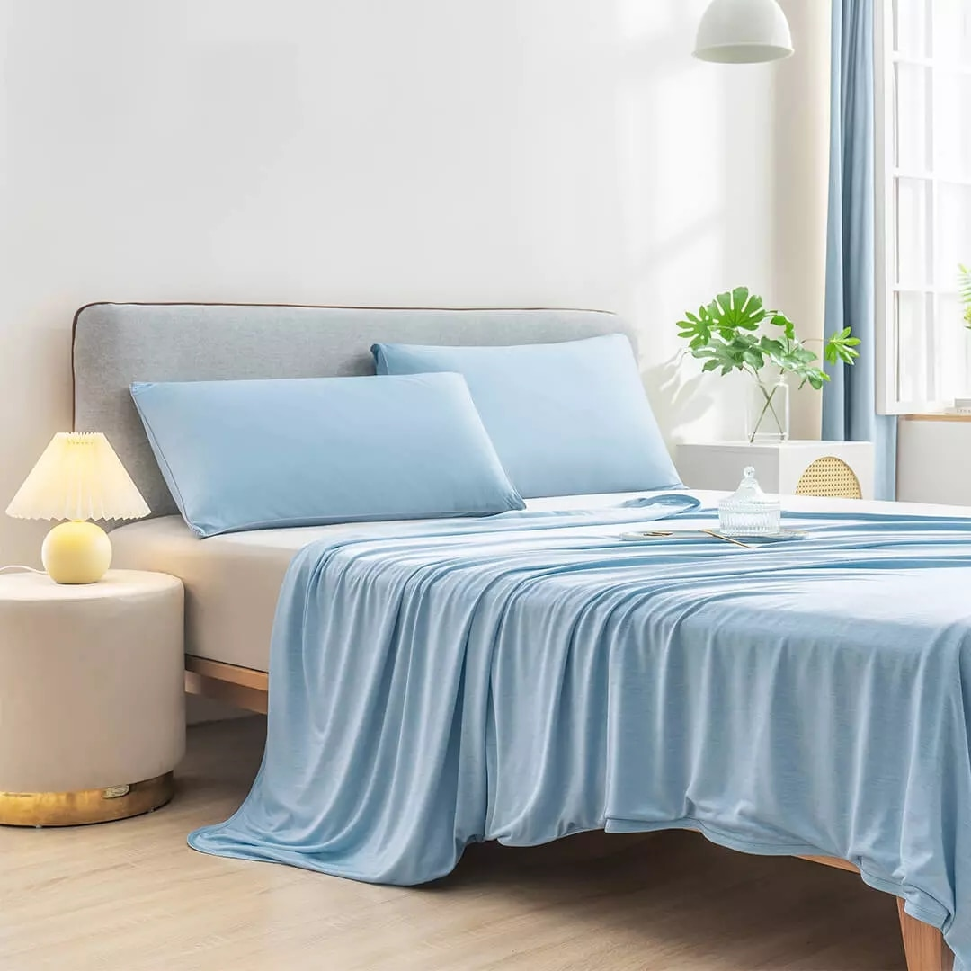 Xiaomi COOL Knitted Double-sided Touch Air-conditioning Blanket Silky Delicate Ventilated and Thin Air-conditioning Quilt enlarge
