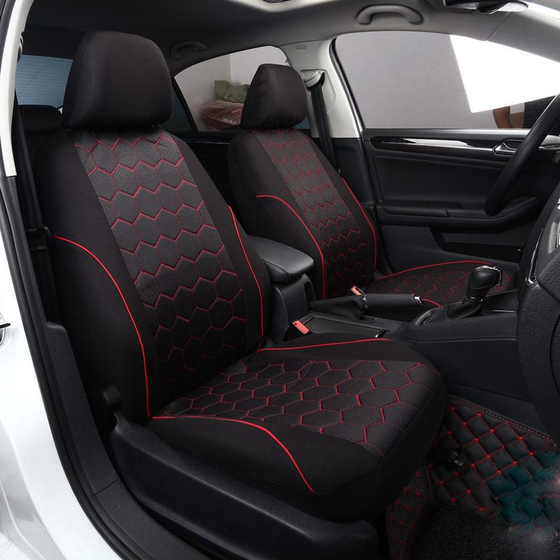 Car Seat Cover Seats Covers Protector for Bmw E46 E53 E60 E70 E82 E84 X1 E87 E90 E91 E92 F10 5series of 2018 2017 2016 2015