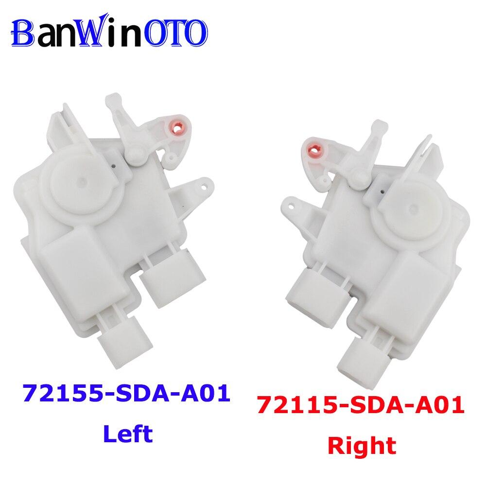 Door Lock Actuator For Honda Acura Accord Left Right 72115-SDA-A01 72155-SDA-A01 2003 2004 2005 2006 2007 72115SDAA01 72155SDAA0